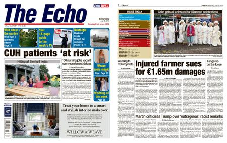 Evening Echo – July 20, 2019