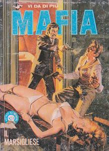 Mafia - Volume 44 - Il Marsigliese