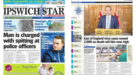 Ipswich Star – April 03, 2020