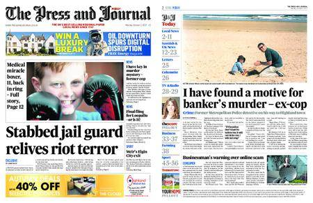 The Press and Journal Moray – October 02, 2017