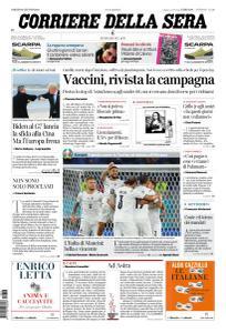 Corriere della Sera - 12 Giugno 2021
