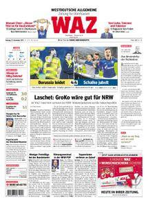 WAZ Westdeutsche Allgemeine Zeitung Oberhausen-Sterkrade - 27. November 2017