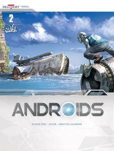 Androids v02 - Happy He Who Like Ulysses 2017 digital The Magicians-Empire