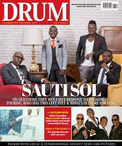 Drum East Africa - March 2017