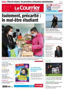 Le Courrier de l'Ouest Angers – 14 décembre 2020