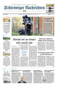 Schleswiger Nachrichten - 15. November 2018
