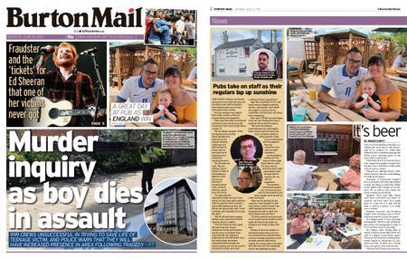 Burton Mail – June 14, 2021