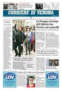 Corriere di Verona - 29 Marzo 2018