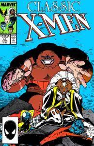 Classic X-Men 010 1987 c2c Minutemen-Bluntman