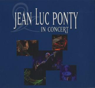 Jean-Luc Ponty - In Concert (2003) {Harmonia Mundi}
