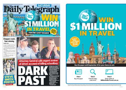 The Daily Telegraph (Sydney) – September 07, 2019