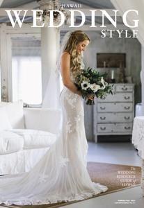 Hawaii Wedding Style - Summer-Fall 2020