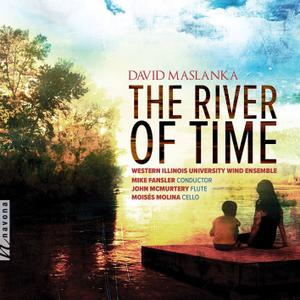 Western Illinois University Wind Ensemble & Mike Fansler - The River of Time (2019)