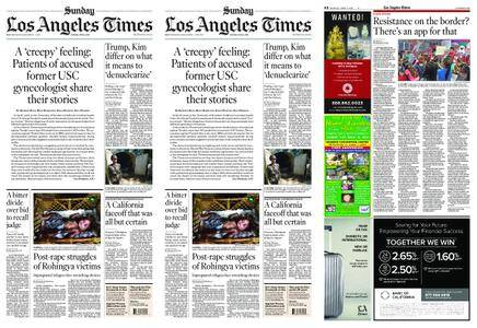 Los Angeles Times – June 03, 2018