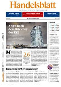 Handelsblatt - 02. Januar 2019