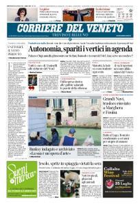 Corriere del Veneto Treviso e Belluno – 24 luglio 2019