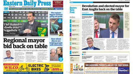 Eastern Daily Press – February 20, 2020