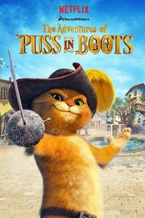 The Adventures of Puss in Boots S06E05 AvaxHome