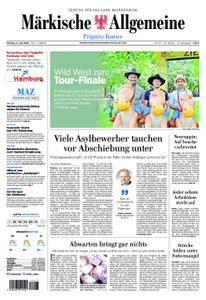 Märkische Allgemeine Prignitz Kurier - 04. Juni 2018