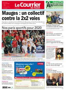 Le Courrier de l'Ouest Cholet – 08 janvier 2020
