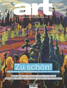 Art Magazin - Februar 2021