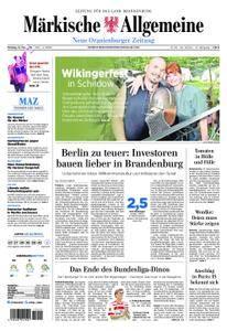 Neue Oranienburger Zeitung - 14. Mai 2018