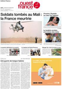 Ouest-France Édition France – 27 novembre 2019