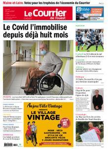 Le Courrier de l'Ouest Cholet – 23 août 2021