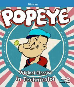 Popeye: Original Classics in Technicolor (1936 - 1960)