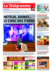 Le Télégramme Ouest Cornouaille – 08 novembre 2019