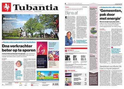 Tubantia - Enschede – 23 april 2018