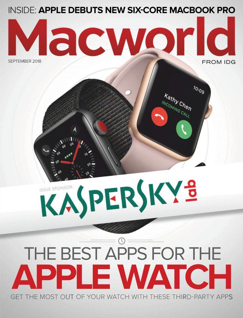 Macworld Australia - September 2018