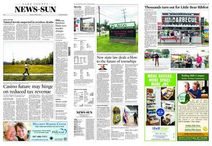 Lake County News-Sun – August 20, 2019