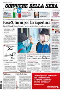 Corriere della Sera – 08 aprile 2020