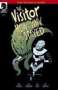 The Visitor - How and Why He Stayed 03 of 05 2017 digital Son of Ultron-Empire