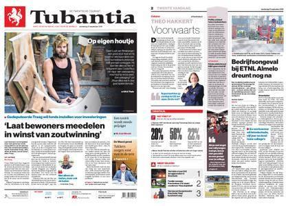 Tubantia - Enschede – 13 september 2018