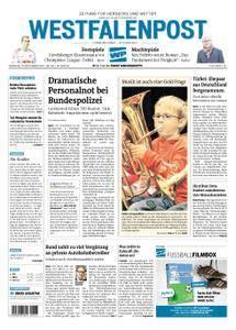 Westfalenpost Wetter - 12. September 2017