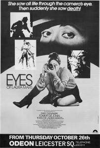 Eyes of Laura Mars / Les Yeux de Laura Mars (1978)