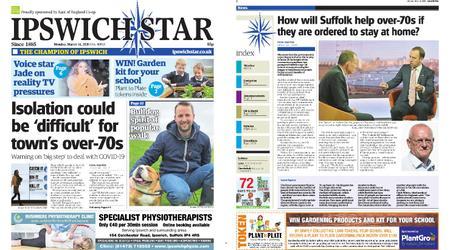 Ipswich Star – March 16, 2020