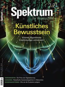 Spektrum der Wissenschaft – 19 Juni 2021