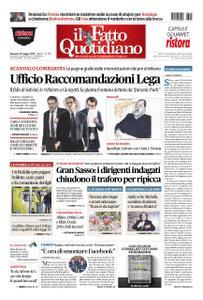 Il Fatto Quotidiano - 12 maggio 2019