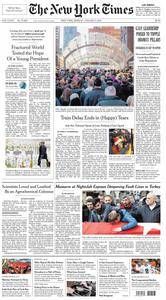 The New York Times  January 02 2017