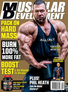 Muscular Development - September 2020