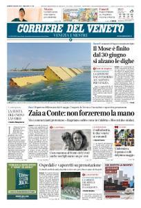 Corriere del Veneto Venezia e Mestre – 01 maggio 2020