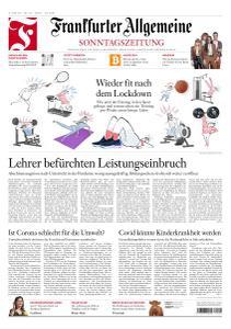 Frankfurter Allgemeine Sonntags Zeitung - 20 Juni 2021