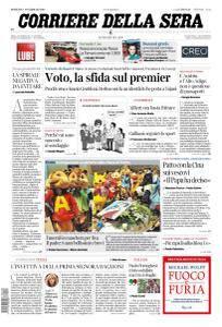 Corriere della Sera - 18 Febbraio 2018
