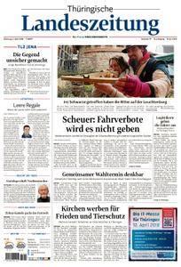 Thüringische Landeszeitung Jena - 03. April 2018