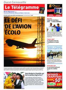 Le Télégramme Ouest Cornouaille – 21 octobre 2019