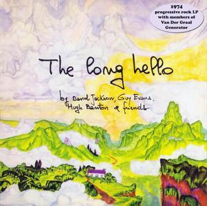 Jackson, Evans, Banton & Friends - The Long Hello (1974) [Reissue 2012] (Repost)