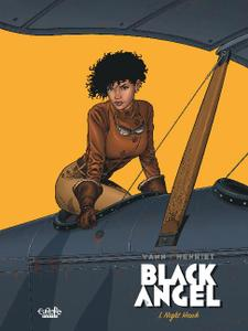 Europe Comics-Black Angel Vol 1 Night Hawk HYBRiD COMiC eBook